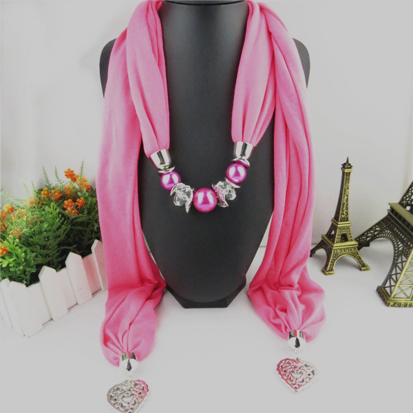 1 1 2014 New Trendy Design Pendant Scarf