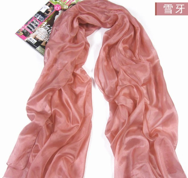 2013 100% Pure Silk Autumn and winter scarf Wholesale in USA