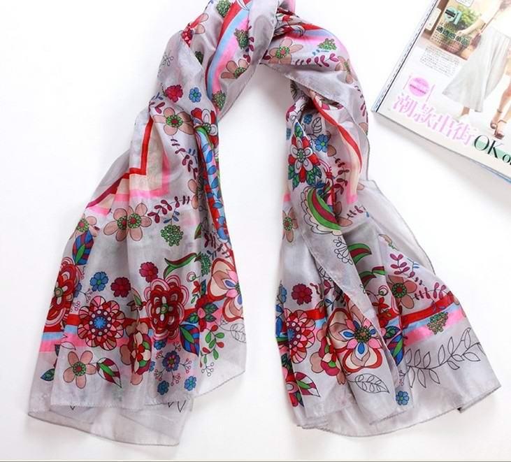 100 mulberry silk 2013 silk scarf wholesale usa