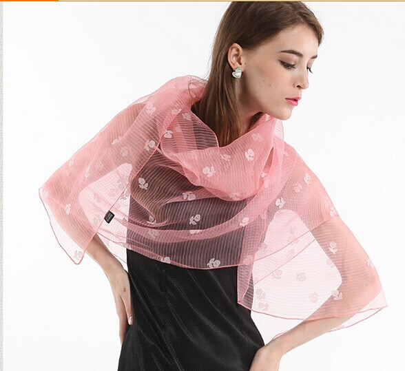 011 Cheap 100%Silk Scarf