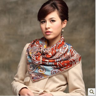 Silk Scarf Wholesale UK