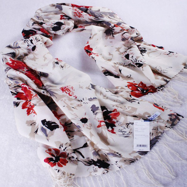 Chinese classic style Silk scarves for women