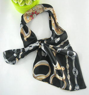 Magic Silk Scarf for girls [SILK 043]