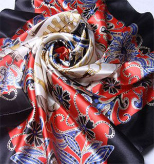 Discount silk women scarves