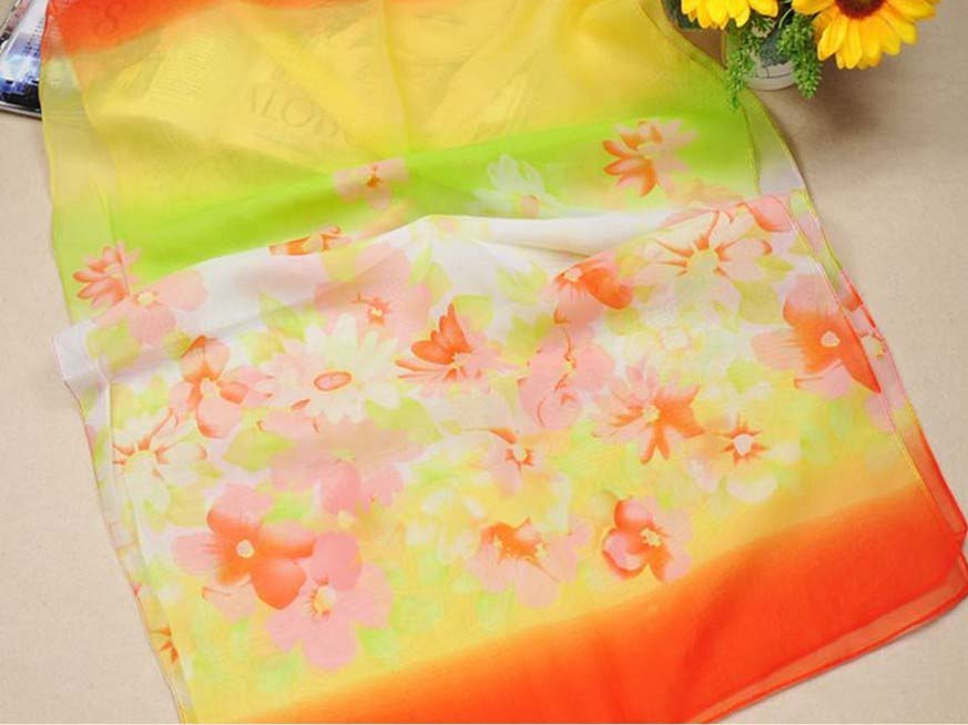 Long silk scarves/WRAPS wholesale in USA