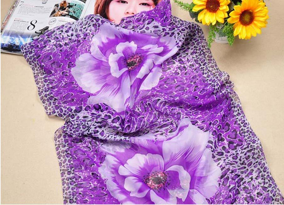 SEO_COMMON_KEYWORDS 2013 New Arrive Colors Gradient Wrap lady Shawl Stole wholesale