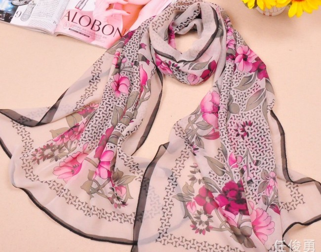 New Fashion silk Pashmina Scarves Wholesale
