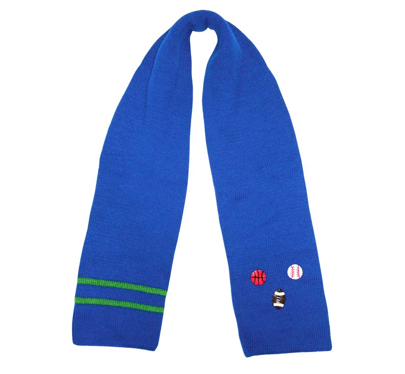 Custom Kids Sports Scarves