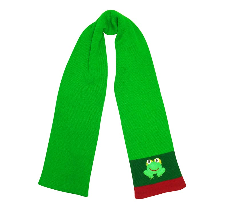 Sports Scarves Kits for Kids
