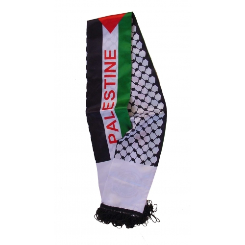 Arab Sports Scarf Custom
