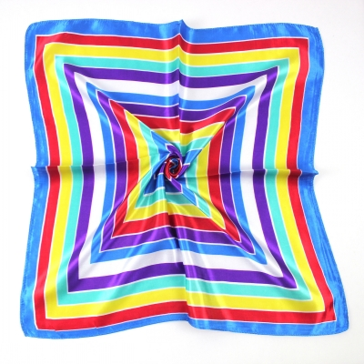 SEO_COMMON_KEYWORDS 50*50CM Hong Kong Square Scarf 088