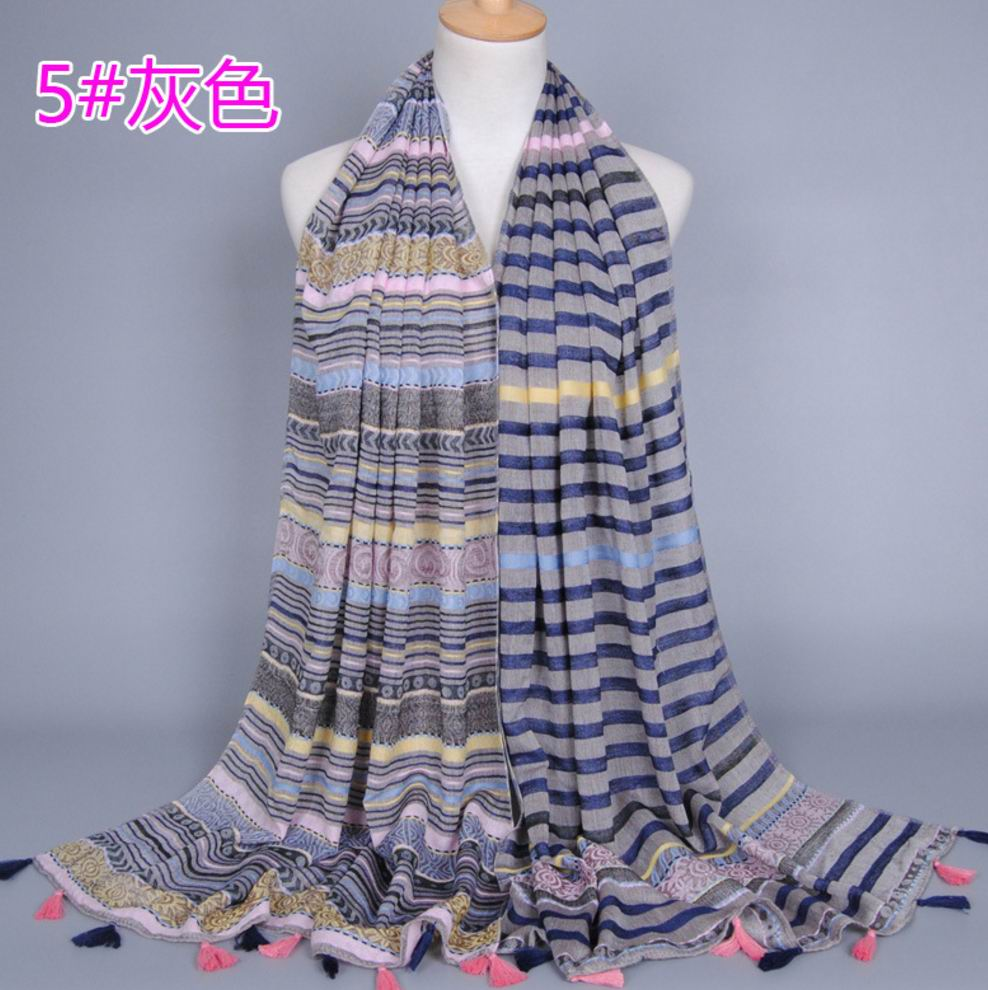 017 NEW VISCOSE SCARF 220