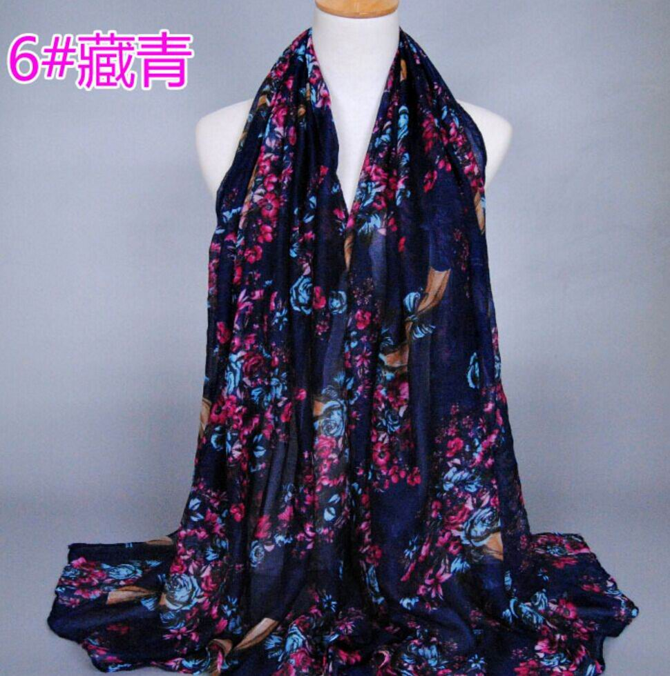 017 NEW VISCOSE SCARF 232