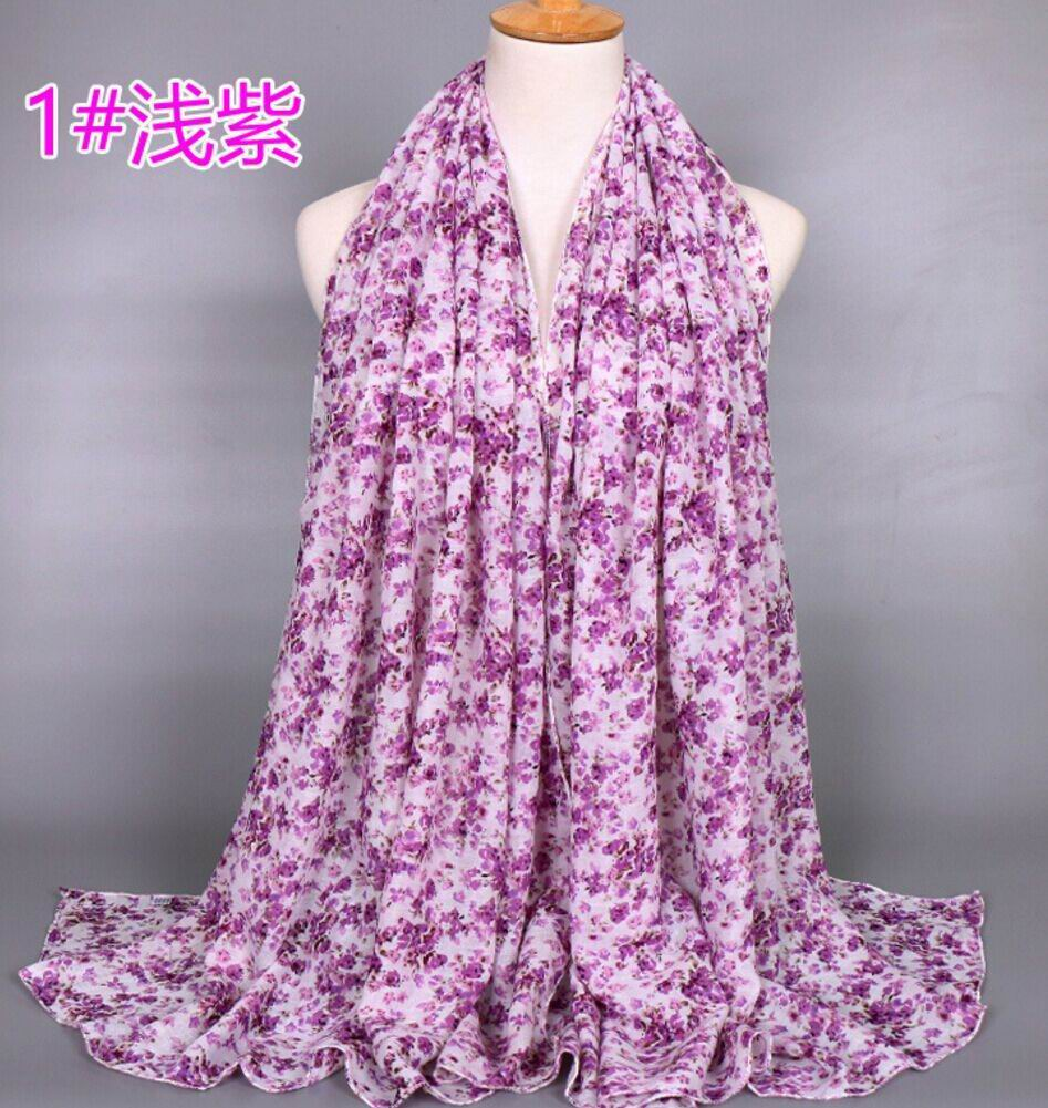 017 NEW VISCOSE SCARF 233