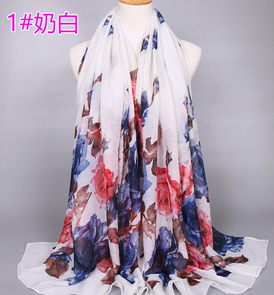 017 NEW VISCOSE SCARF 249