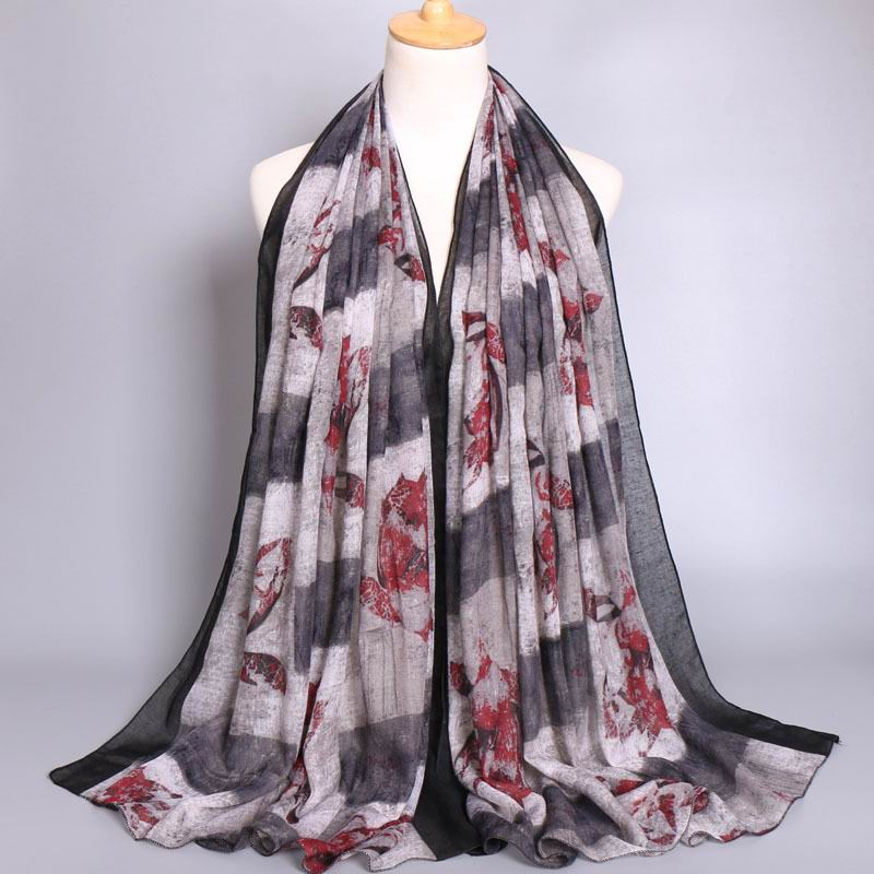 017 NEW VISCOSE SCARF 277