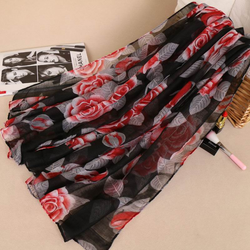 017 NEW VISCOSE SCARF 299