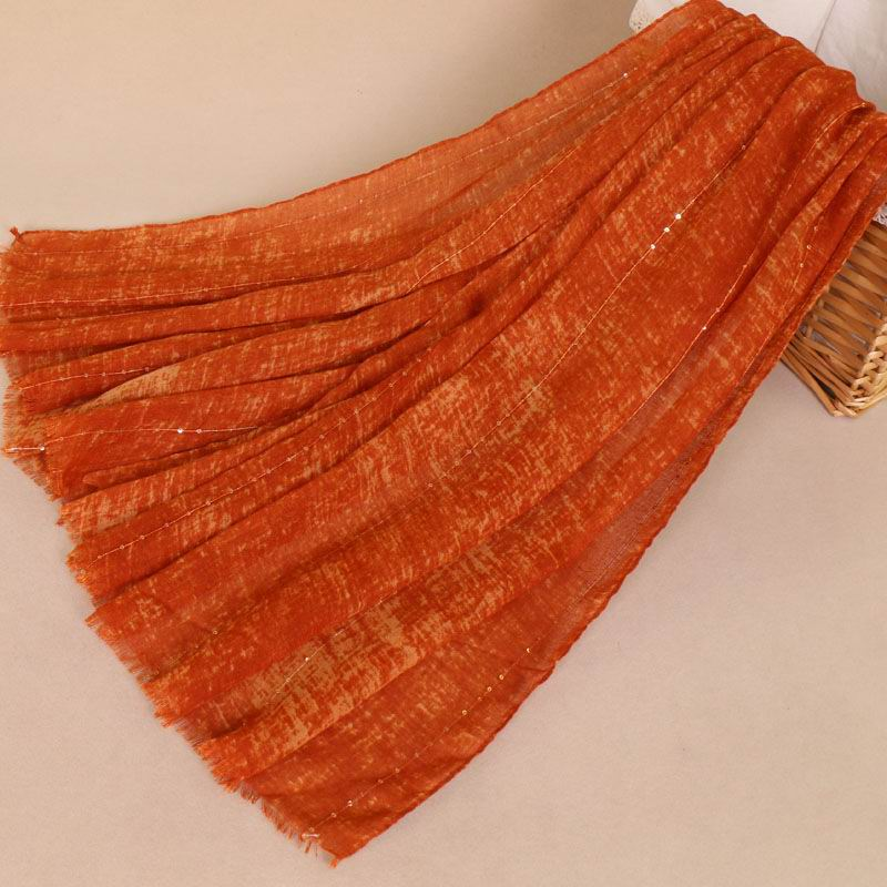 017 NEW VISCOSE SCARF 313