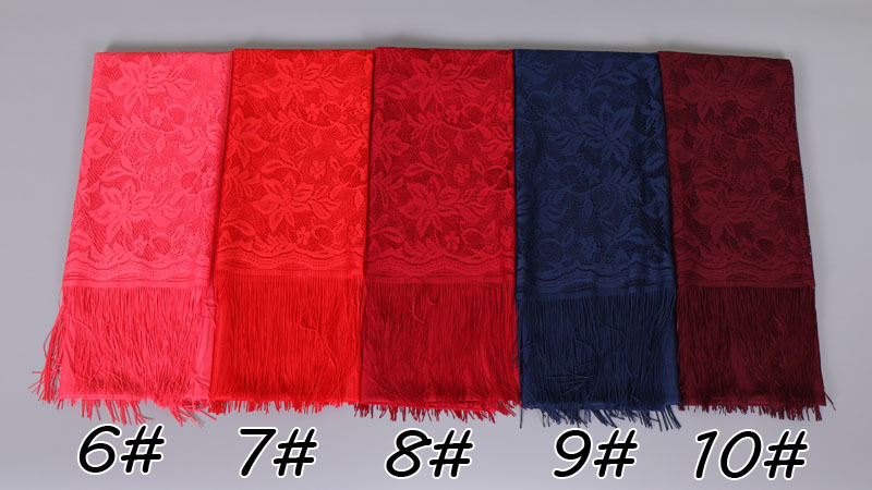 010 NEW VISCOSE SCARF 321