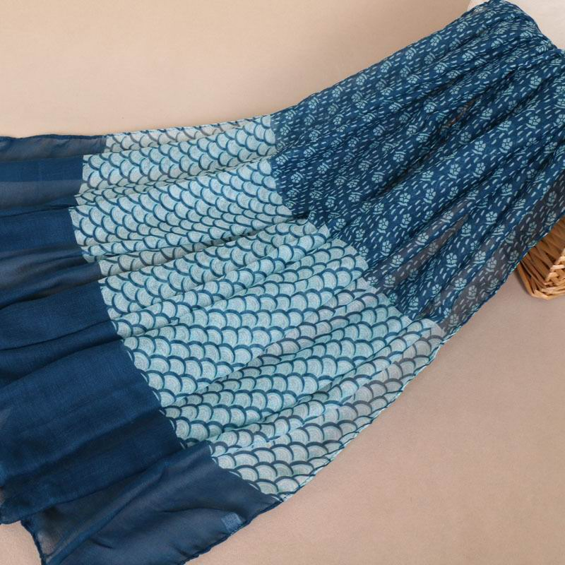 010 NEW VISCOSE SCARF 322