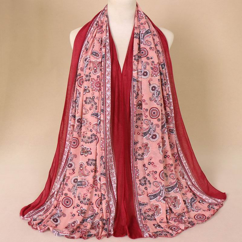 010 NEW VISCOSE SCARF 340