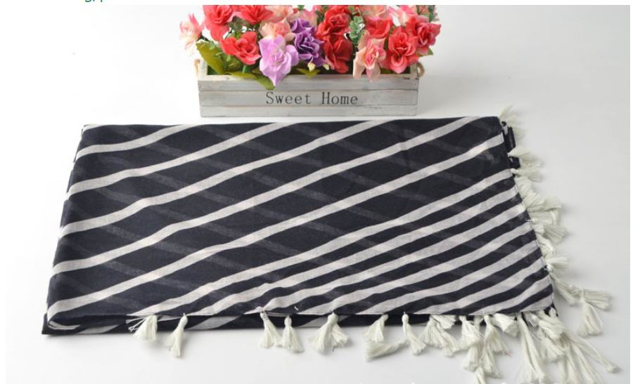 0019 NEW VISCOSE SCARF 345 - Click Image to Close