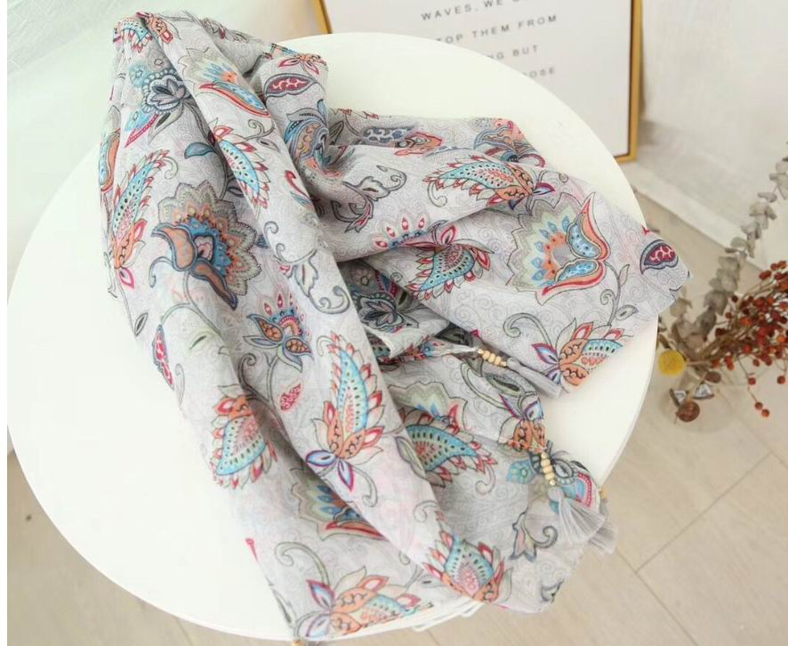 0019 NEW VISCOSE SCARF 349