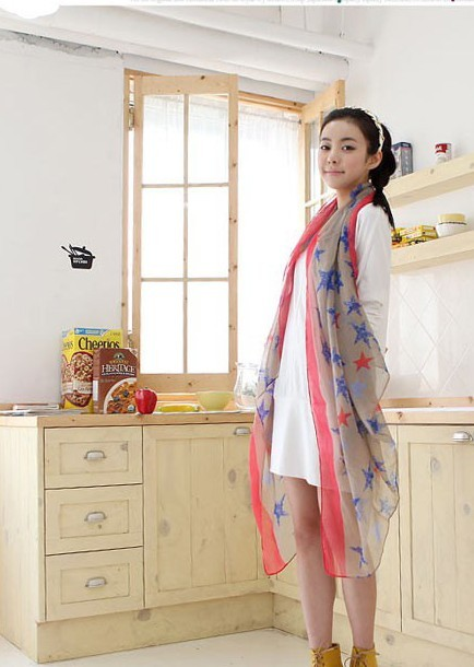 2013 Lower Viscose Scarf/Wrap Wholesale