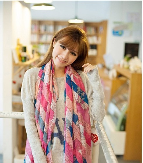 2013 Discount Viscose Scarf/Wrap Wholesale