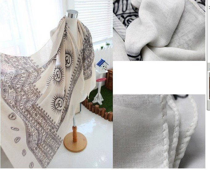 2013 Lower Viscose Scarf/Wrap Wholesale USA