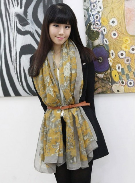 2013 Cheap Viscose Scarf/Wrap Wholesale UK