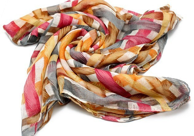 2013 Low price Viscose Scarf/Wrap Wholesale UK