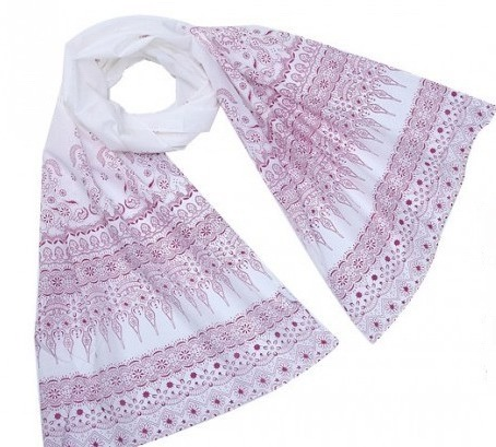 Canada girl fashion viscose scarves wholesale