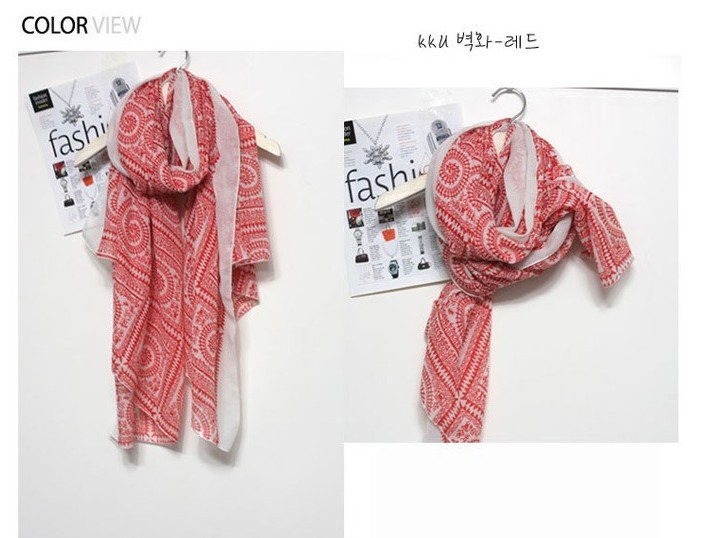 Fashion Designer Scarf Hot Seller