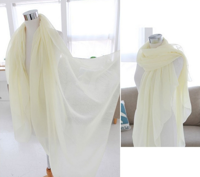 1 1 Plain Colors Viscose Scarf Wholesale for Spring