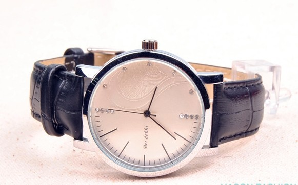 His-and-Hers Leather Band Watches Online for Sale