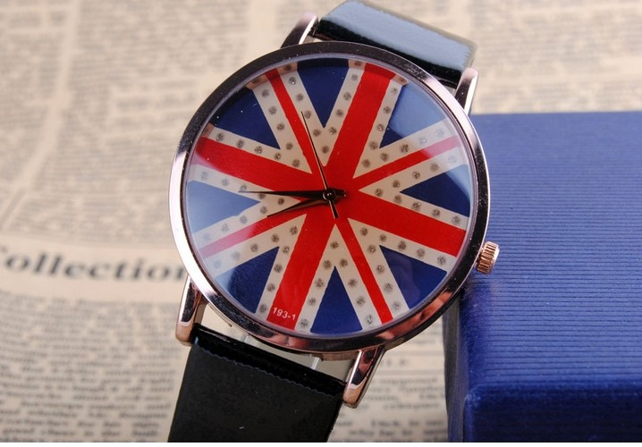 Big UK Design Face Fashion Watches on Sale