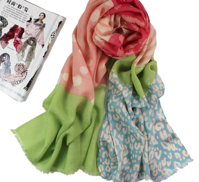 SEO_COMMON_KEYWORDS 100% worsted wool scarf pashmina fashion printing high-grade gif