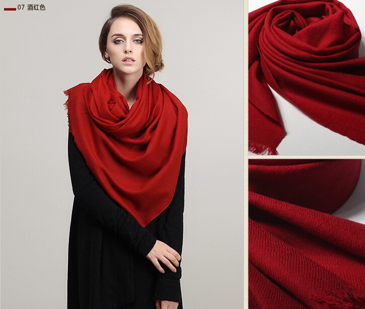 SEO_COMMON_KEYWORDS 008 Burgundy Wool Scarf Australia