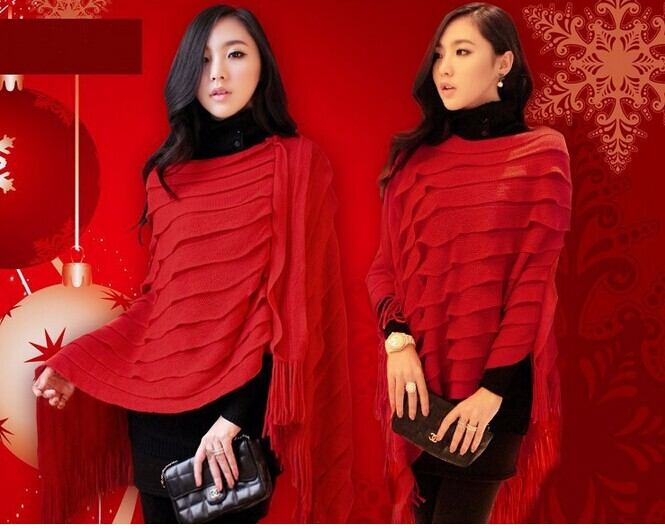 SEO_COMMON_KEYWORDS USA Women Ponchos For Winter