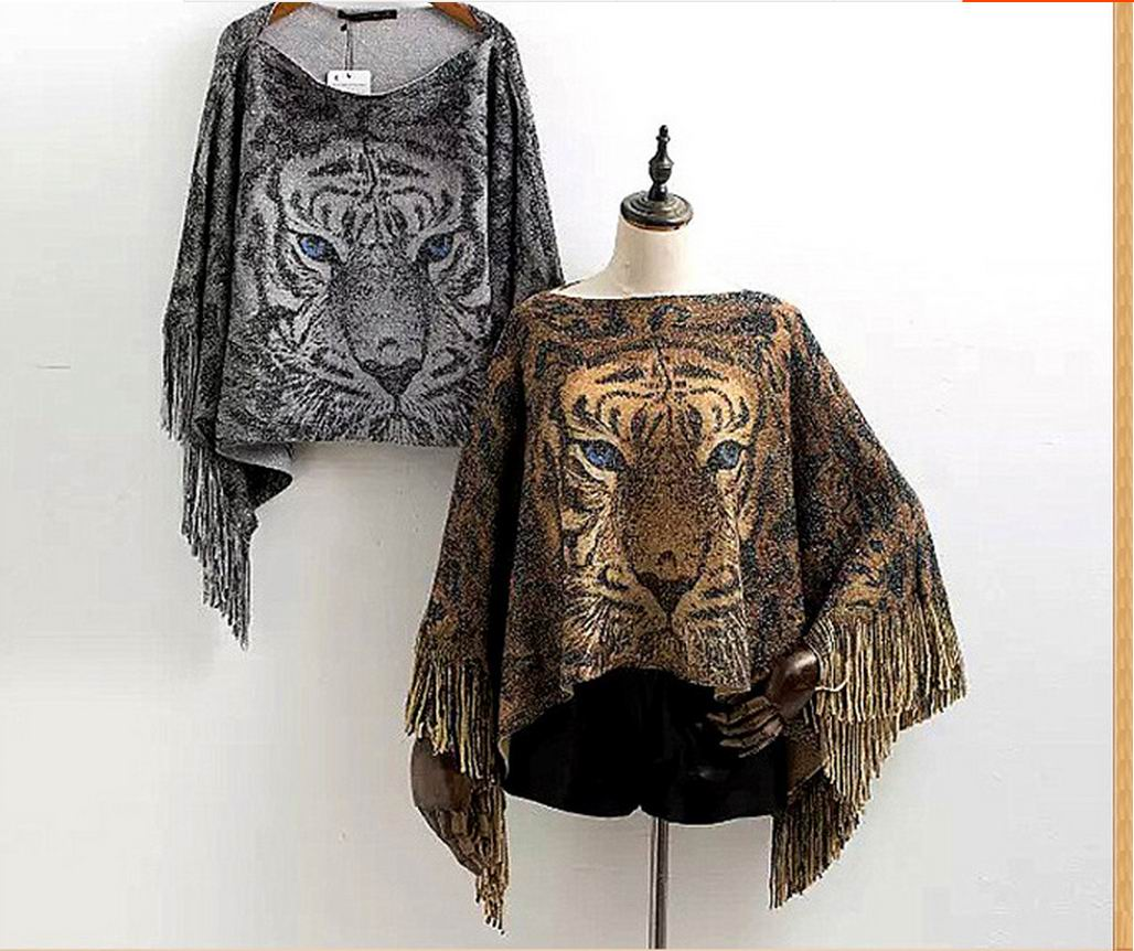 Top Fashionable Women Ponchos Hot selling