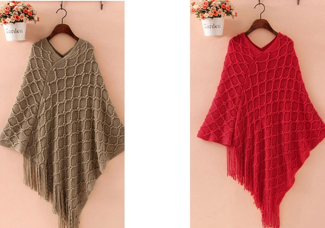 Good women ponchos