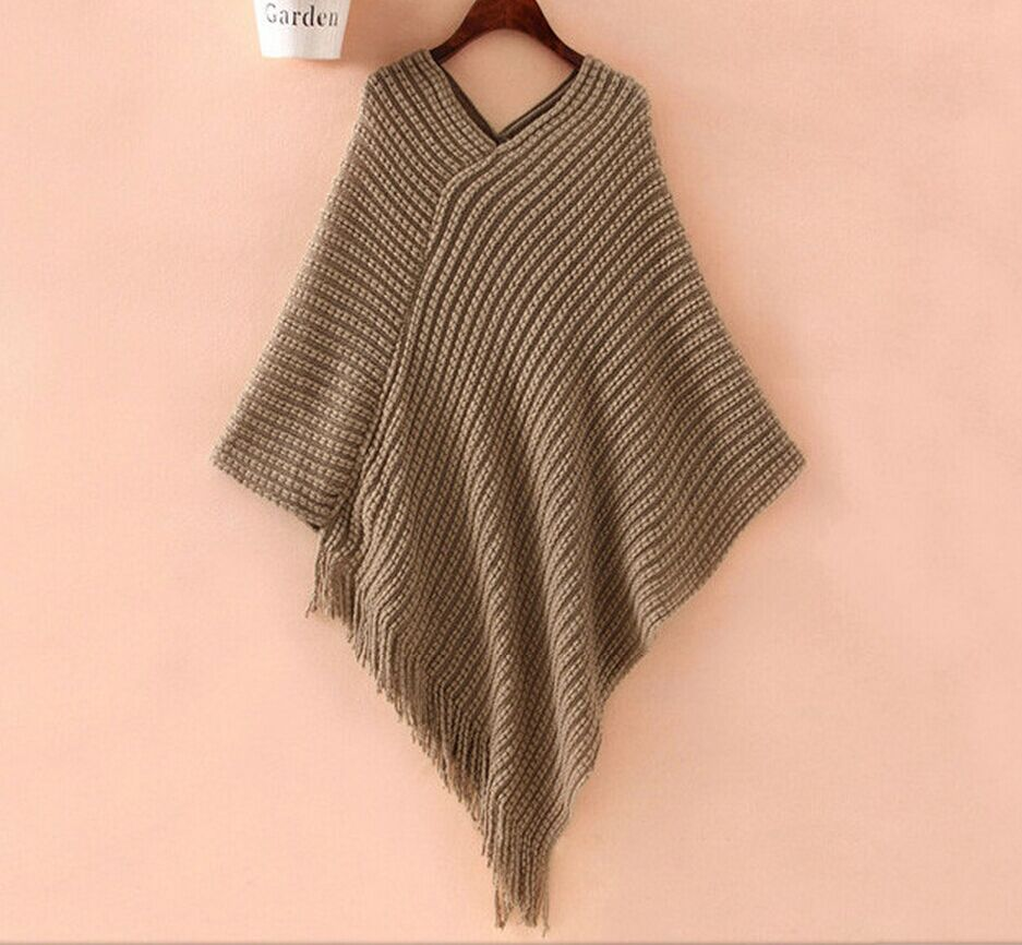 Paris Women Ponchos