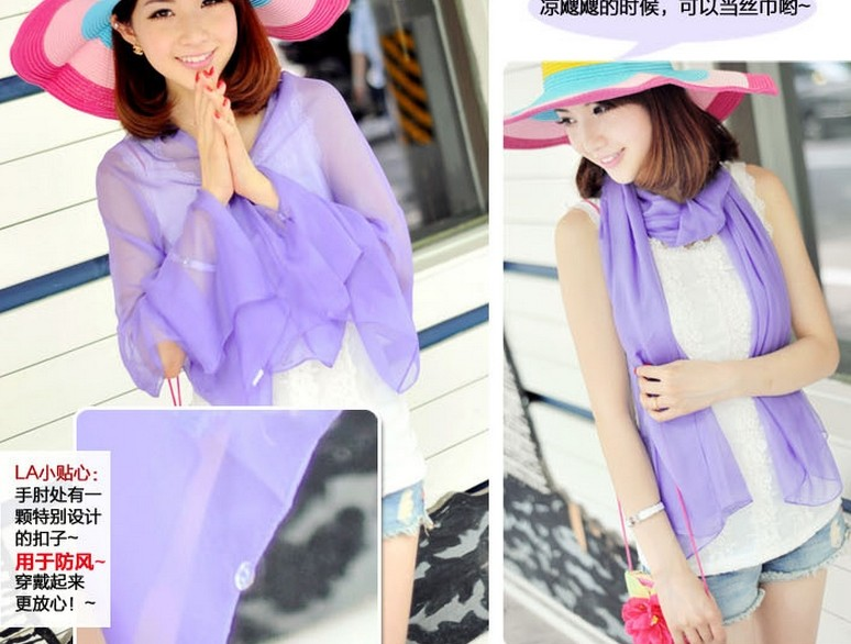Fashion Silk ponchos Wholesale